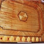 Kiểu dáng la phông hộp sang trọng được làm hoàn toàn bằng gỗ tự nhiên như pha mu hoặc gáo vàng hi vọng mang lại cho ngôi nhà bạn nét đẹp tự nhiên.