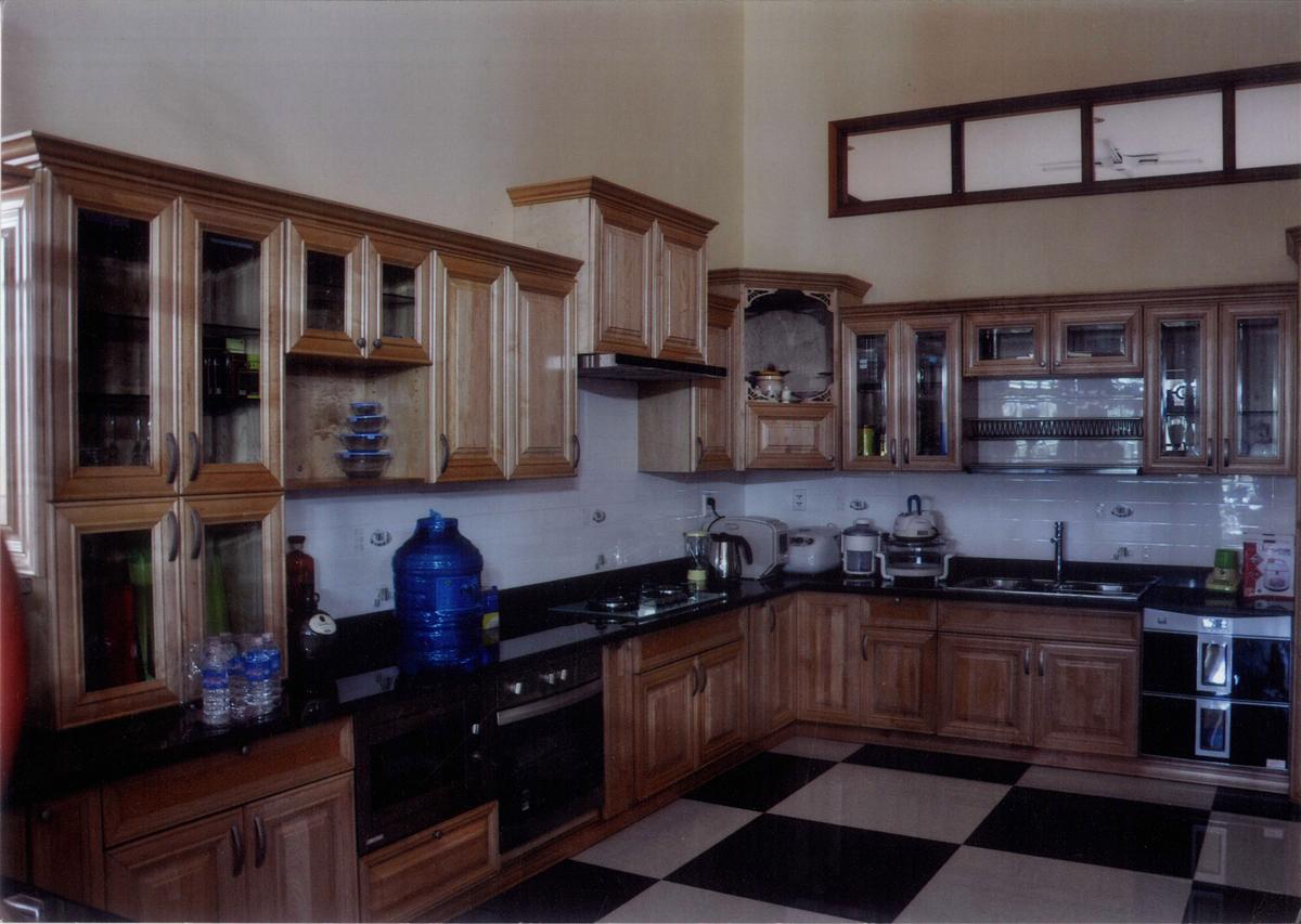 Tủ bếp 01